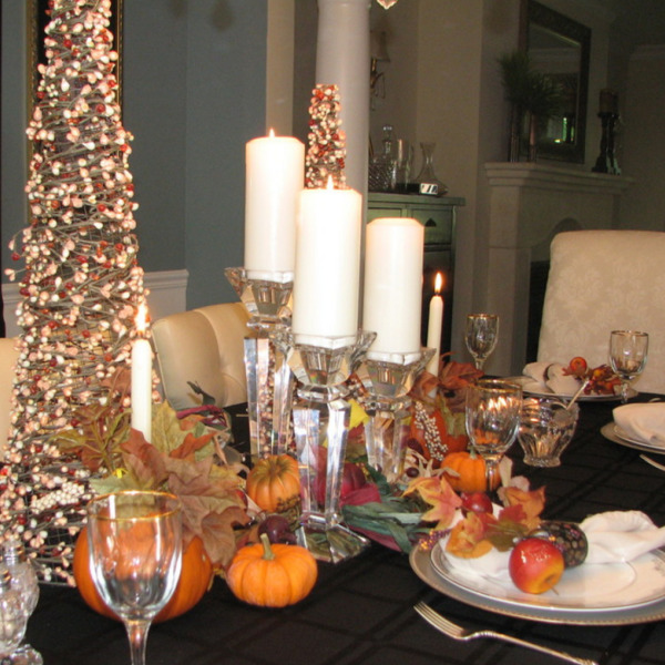 Tips for your. . .Thanksgiving Tablescape!