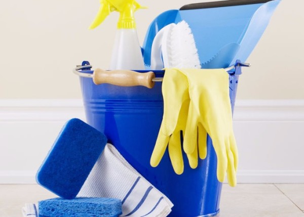 Tips for. . .Spring Cleaning!